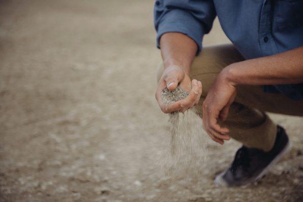 Amending Soil